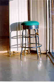 green bar stool.jpg (6968 bytes)